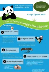 Google Panda Update Diagram